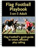 5 on 5 flag football playbook